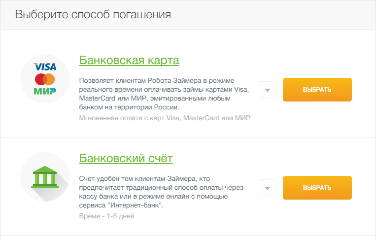 Онлайн займ автоматический режим без звонка оператора